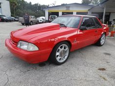 1993 Ford Mustang LX 5.0 foxbody notch