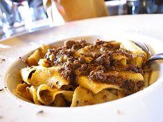 ラグーパスタ! #チンゲアーレ #イノシシ #ラグー #トマトソース #美味しい #食べる #プリモ #primo