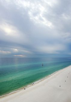 The Ocean...have never been more in love with Florida...I cannot wait to be back!!!
