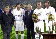 Kopa, Figo, Di Stefano, Ronaldo, Zidane 2002