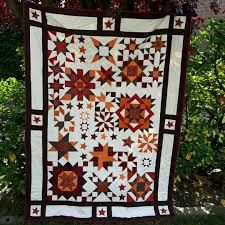 Quilts, Blanket, Rose, Stars, Pink, Quilt Sets, Blankets, Log Cabin Quilts, Roses