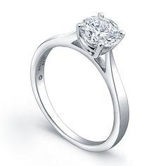 Jeff Cooper R-3265 Engagement Ring