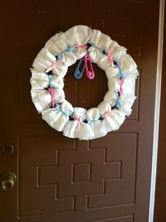 Wreath!!! Love it