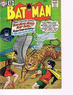 Vintage Detective Comics Batman Comic 144 G Batgirl Batmite   eBay