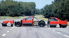 7 supercarros com motores de Fórmula 1