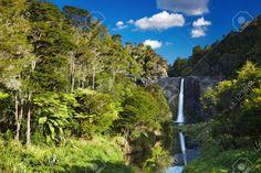 Hunua Falls, North Island, New Zealand North Island New Zealand, Water Supply, Auckland, Waterfall, Paradise, Country Roads, News, World, Travel