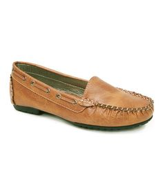 Another great find on #zulily! Tan Moccasin #zulilyfinds