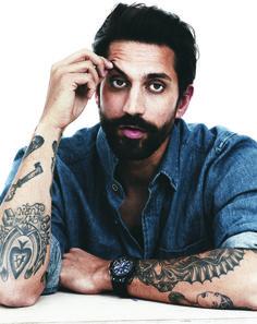 Marzo 2014 - Ben Gorham. Esencias, tatuajes y básquetbol. Conoce a la mente detrás de Byredo, casa perfumera con presencia en más de 22 países.