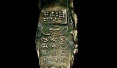 In Salzburg, Austria, archaeologists have found an 800-year-old cell phone. According to conspiracy theories this is undeniable proof that extraterrestrials have visited Earth in the past.