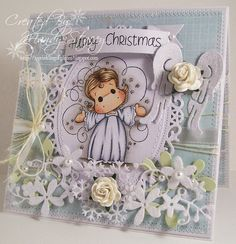 Created by Mandy Stacey using the brand new  Callilope Flourish Die by Simon Says Stamp.