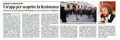Resistenza mAPPe Reggio Emilia sulla Gazzetta di Reggio, 16.12.2014.
