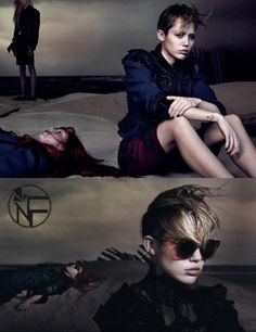 Miley Cyrus Becomes New Face of Marc Jacobs