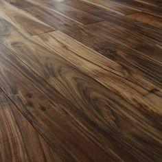 "Acacia Natural 11/16"" x 4.8"" x 1-3' A-B Prefinished Smooth- Flooring Flg - Prefin Asian - Nova USA Wood Products"