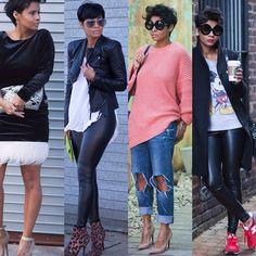 Kyrzayda Rodriguez's style
