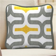 Decorative Pillows | Coordinating Decorative Pillow for Nurseries | Carousel Designs - All