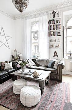 Eclectic ApartmentDecor - lookslikewhite Blog - lookslikewhite