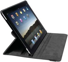 ipad mini 360 rotating folding case black