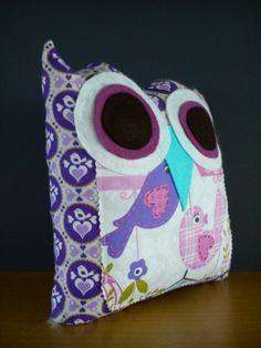 Decorative Owl Cushion £12.50