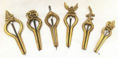 Brass Nepalise JEWS HARPS - various designs. Great sound.