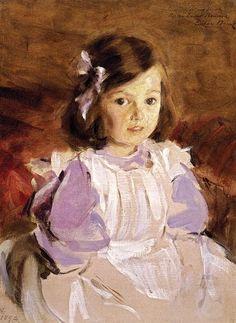 Cecilia Beaux, Cynthia Sherwood, 1892.