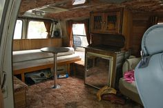 Chevy Van...we could do an idea like this...just NOT 70 s...i lived the shag once!! ..LOL