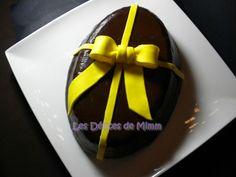 Les Délices de Mimm : Gâteau 'Oeuf de Pâques' - Défi Delhaize Magazine