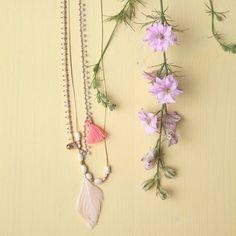 sautoir Blossom Les Fleurs 65e