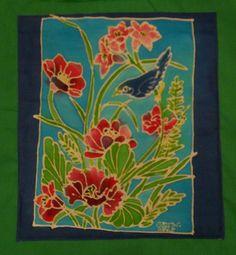 Batik Pillow Cover