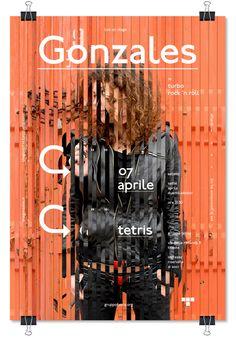 https://www.behance.net/gallery/GONZALES-live-at-Tetris/9333363