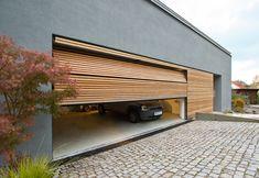 Sectional doors: Belu Ga, garage door flush with the adjacent area, version 3 by Belu Tec at STYLEPARK