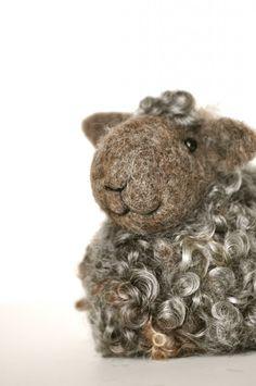 FELTED SHEEP CLASS with Teresa Perleberg