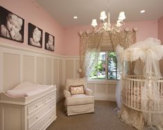 Themes For Baby Girl Nursery Design, Pictures, Remodel, Decor and Ideas - page 48