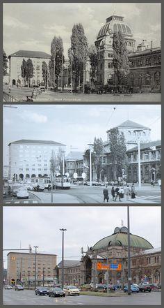 Nürnberg Hauptpost I
