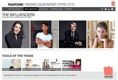On the Creative Market Blog - Pantone Has Spoken: These Are The Most Fashionable Colors of 2016