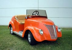 Top 10 Customized Luxury Golf Carts