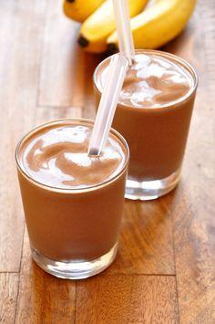 Vegan Chocolate Breakfast Shake