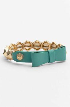 Carole Bow Stud Bracelet | Nordstrom on Wanelo