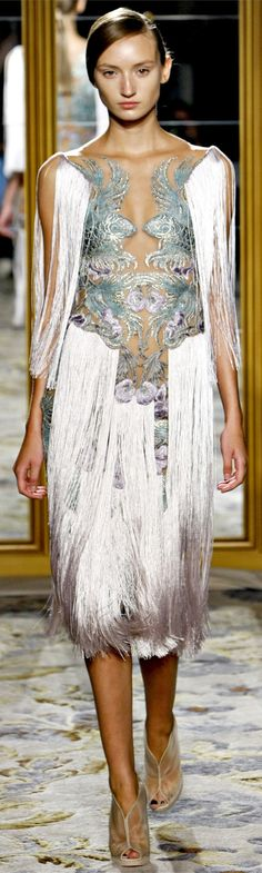 Marchesa Spring 2012 RTW | The House of Beccaria