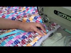 DIY: Saddle Pad pt. 2 (Sewing) - YouTube