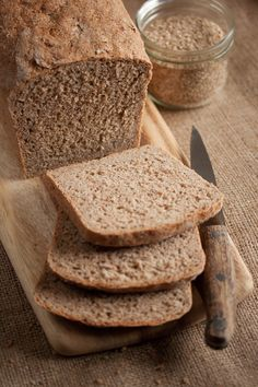 Making this loaf is a lot easier than you might think and this soft wholemeal sandwich bread not only tastes great but it also very freezer friendly. Baked Sandwiches, Sandwich Bread Recipes, Bread Machine Recipes, Easy Bread Recipes, Cooking Recipes, Savoury Baking, Bread Baking, Wholemeal Bread Recipe, Bakery Kitchen