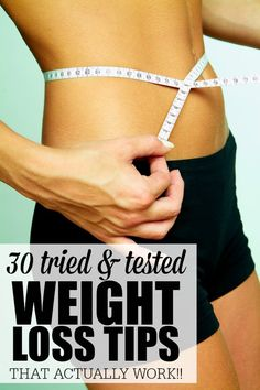 If youre trying to lose weight and get in shape, but dont know where to start, this collection of 30 tried and tested weight loss tips is just what you need for a happier and healthier 2015. And if youre looking for the perfect yoga workout, cardio workout, and/or weight workout, it even includes a link to 50 at-home workouts you can do from the comfort of your own home FOR FREE!