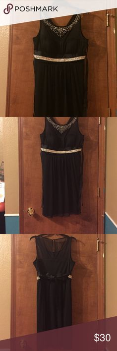 Holiday dress worn once to a christmas dance jcpenney dresses midi
