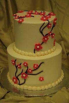 Beautiful Natural Design With Fondant Flowers Glutenfree Sweet Alis Gluten Free Bakery Hinsdale