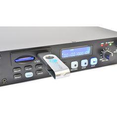 Grabadora Digital CD/USB/SD