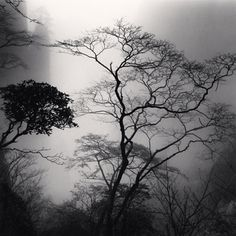 Michael Kenna, Huangshan, China, 2008-2010