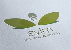 EVIM: Logo Design for Yoga Studio
