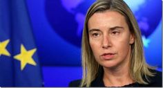 RS Notícias: Federica Mogherini, chefe de diplomacia da União E...