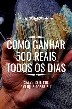 Internet E, Marketing Digital, Instagram, Home Office, Money, Make Money Games, Make Money From Internet, Goals In Life, Marketing Strategies