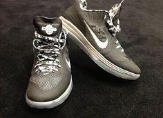 official photos a4d99 72c87 Nike Lunar Hypergamer Low Deron Williams Brooklyn Nets PE New Sneakers,