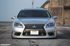 Lexus with custom kit. The perfect balance of sporty and elegance VIP. Lexus Cars, Jdm Cars, Jdm Tuning, Lexus Ls 460, Infiniti Q50, Two Of A Kind, Japan Cars, Dream Cars, Toyota